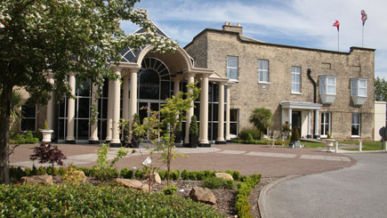 Hotel Escape With Dinner For Two At Mercure York  Fairfield Manor Hotel