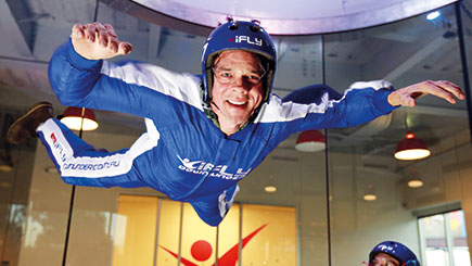 Introduction to Indoor Skydiving in Basingstoke