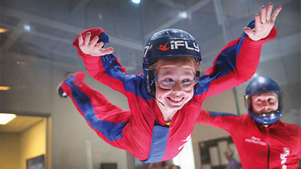 Introduction to Indoor Skydiving in Manchester