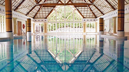 Champneys Spa Day for Two at Forest Mere