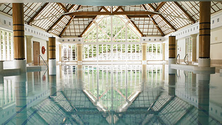 Two Night Spa Break with Treatments for Two at Champneys Forest Mere