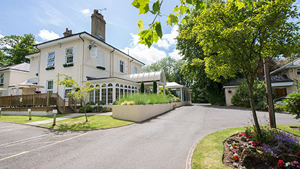 Two Night Hotel Escape for Two at Forest Lodge Hotel, Hampshire