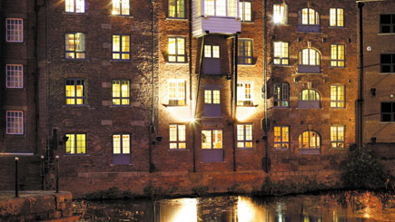 Boutique Escape for Two at 42 The Calls, West Yorkshire