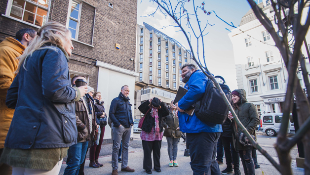 London's Grime and Punishment Walking Tour for Two