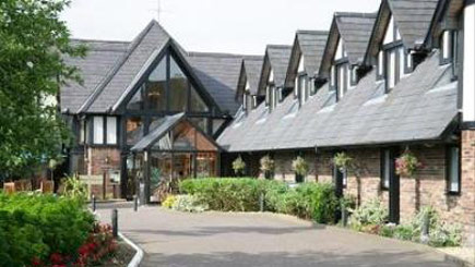 Hotel Escape for Two at Gables Hotel, Gloucestershire