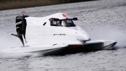F4 Powerboat Racing Experience