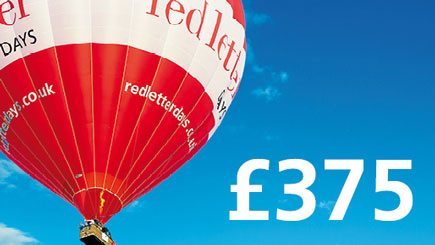Red Letter Days £375 Gift Card