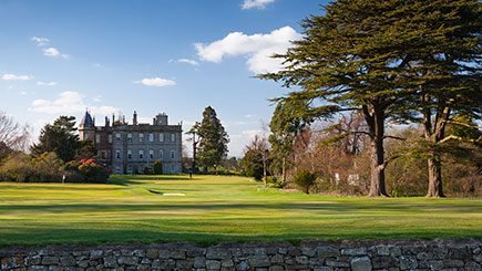 Golf Masterclass with a PGA Pro and Lunch for Two at Dalmahoy
