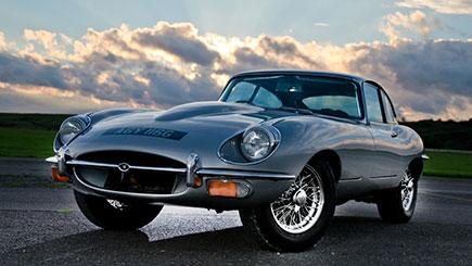 Jaguar E Type >> Jaguar E Type Country Drive