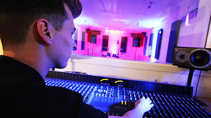 Introductory Recording Studio Experience in Berkshire