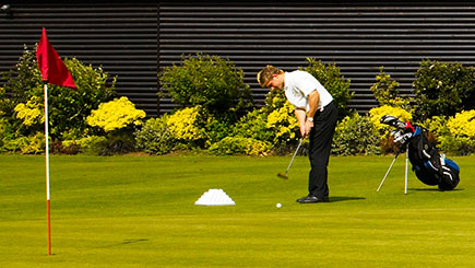 Golf Masterclass with a PGA Pro and Lunch