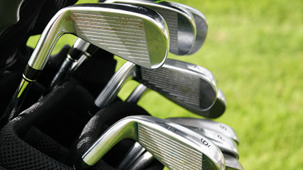 60 Minute Golf Video Lesson for Two with £5 off Voucher Each