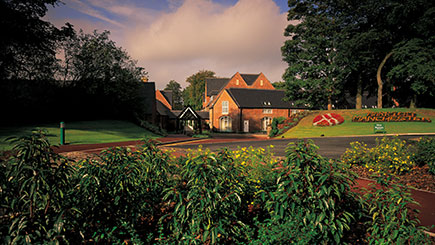 Golf Lesson with a PGA Golf Pro and 18 Holes at Worsley Park