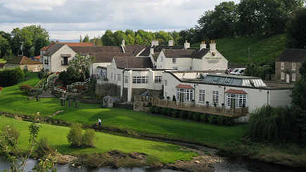 Two Night Hotel Escape for Two at George Hotel at Piercebridge
