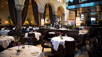 Michelin Tasting Menu with Sparkling Brut for Two at Galvin La Chapelle