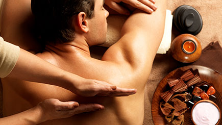 Deep Tissue Massage at Gentlemen's Tonic, Mayfair