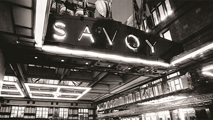 Pre-Theatre Dinner at Gordon Ramsay's Savoy Grill and Theatre Tickets for Two