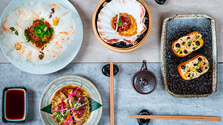 Buy Five-Course Tasting Menu for Two at Gordon Ramsay's maze, London