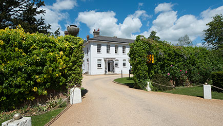Pamper Spa Day at Greenwoods Estate Spa and Retreat, Essex