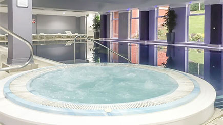 Luxury Spa Day with Afternoon Tea for Two at Greenwoods Hotel and Spa