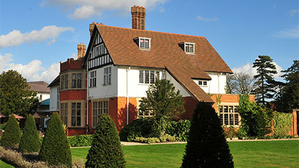 Twilight Pamper Treat and Dinner for Two at Greenwoods Spa, Essex