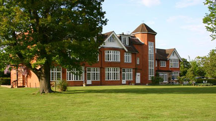 Champagne Afternoon Tea for Two at Grovefield House