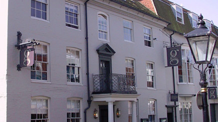 Two Night Boutique Escape for Two at The George in Rye, East Sussex