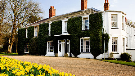 Country House Escape for Two at The Grove, Norfolk