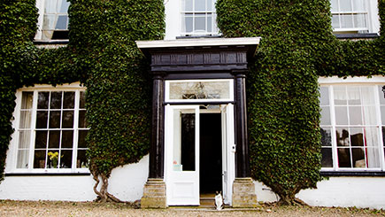 Country House Escape with Dinner for Two at The Grove, Norfolk