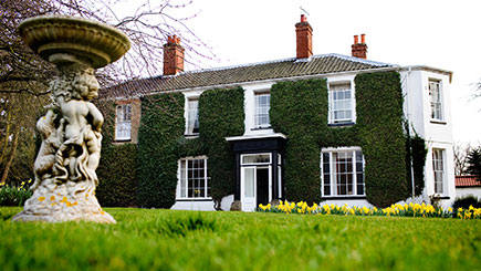 Two Night Country House Escape for Two at The Grove, Norfolk