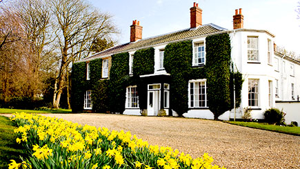 Pamper Break For Two At The Grove  Norfolk