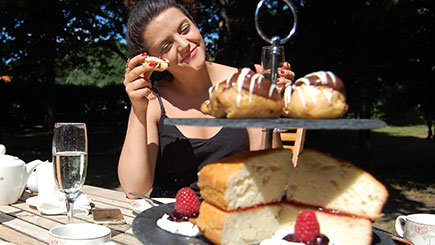 Sparkling Afternoon Tea for Two at The Grove