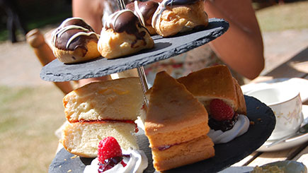 Afternoon Tea And Pamper Treat For Two At The Grove  Norfolk