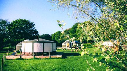 Two Night Yurt Break in Norfolk (Sleeps Four)