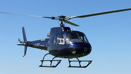 Eight Mile Wolverhampton Helicopter Buzz Flight