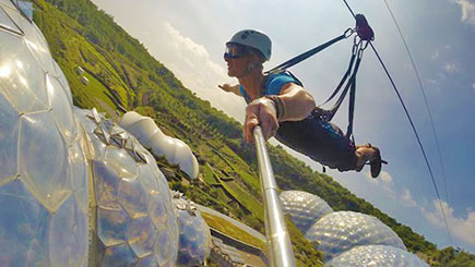 35% Off Zorbing For Two In Nottingham
