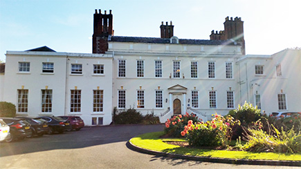 Hotel Escape for Two at Haughton Hall Hotel and Leisure Club