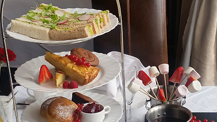 Afternoon Tea for Two at Haughton Hall Hotel and Leisure Club
