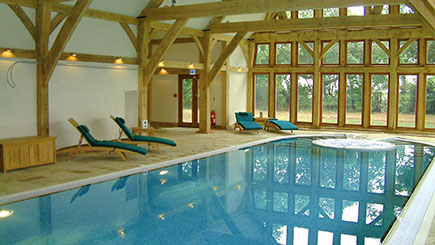 Sunrise Spa and Lunch for Two at Bailiffscourt Hotel and Spa, West Sussex
