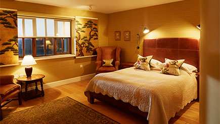 Country House Escape For Two At The Wellington Hotel  Cornwall