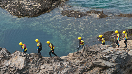 2 for 1 Coasteering Adventure Day