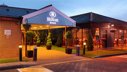 Hotel Escape For Two At Doubletree By Hilton Bristol North
