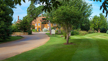 Two Night Hotel Escape for Two at Heacham Manor, Hunstanton
