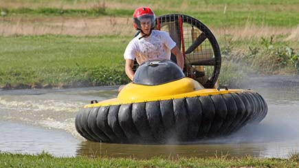 One Hour Hovercraft Blast Photo 1