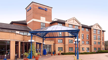 Hotel Escape for Two at DoubleTree by Hilton Coventry