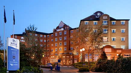 Hotel Escape For Two At Mercure York  Fairfield Manor Hotel