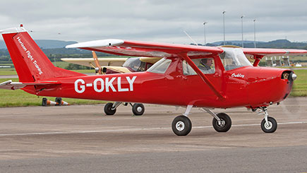 60 Minute Light Aircraft Flight in Barry, Wales