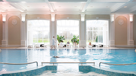 Champneys Spa Day with Afternoon Tea for Two at Henlow Grange