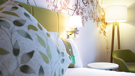 Deluxe Sunday Spa Break for Two, Corby