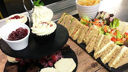 Spa Day with Treatments and Afternoon Tea for Two, Corby